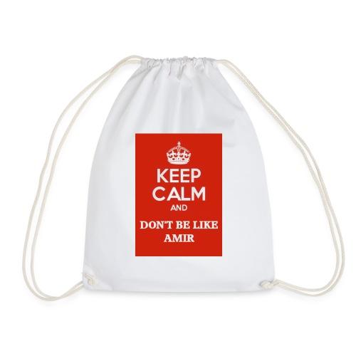 this - Drawstring Bag