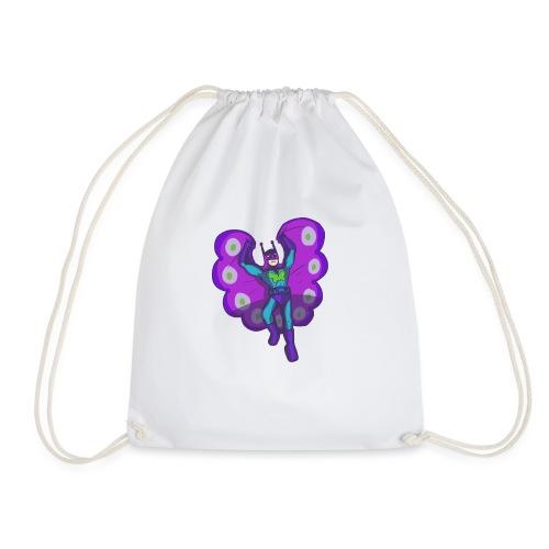 Butterflyman - Drawstring Bag