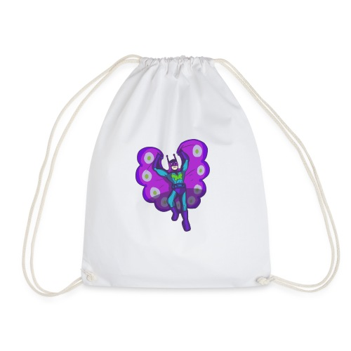 Butterflyman - Drawstring Bag