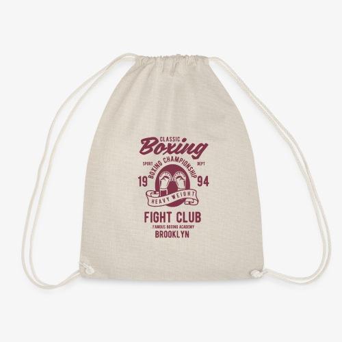 Classic Boxing - Sac de sport léger