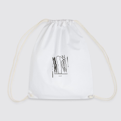 you and me - WE ARE - Sac de sport léger