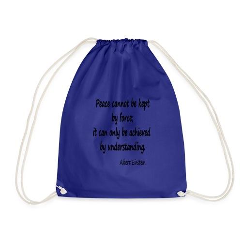 Achieve Peace - Drawstring Bag