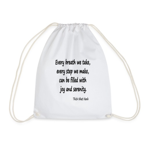 24/7 Peace - Drawstring Bag