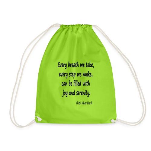 24/7 Peace - Drawstring Bag