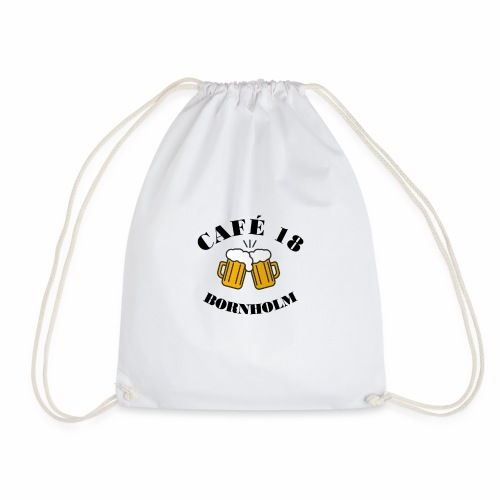 Café 18 Logo 2020 - Sportstaske