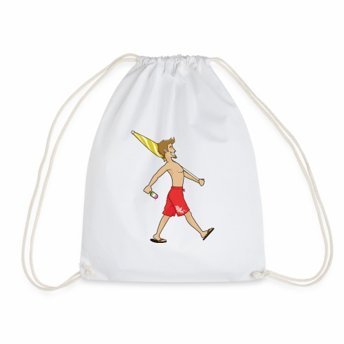 Summer Soldier - Drawstring Bag