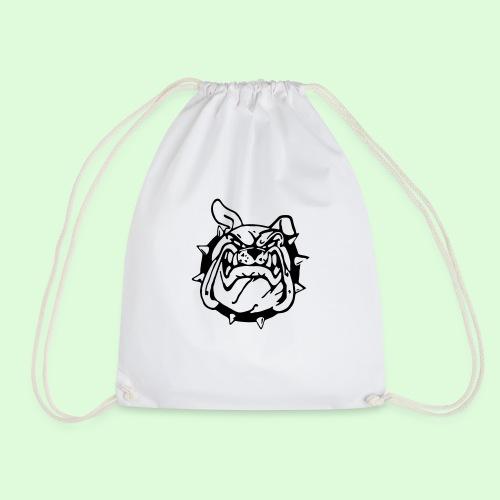 Bulldog souriant - Sac de sport léger