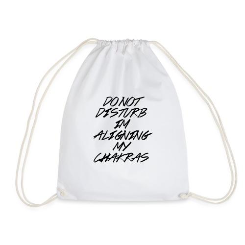 Aligning My Chakras Sweatshirt - Women - Drawstring Bag