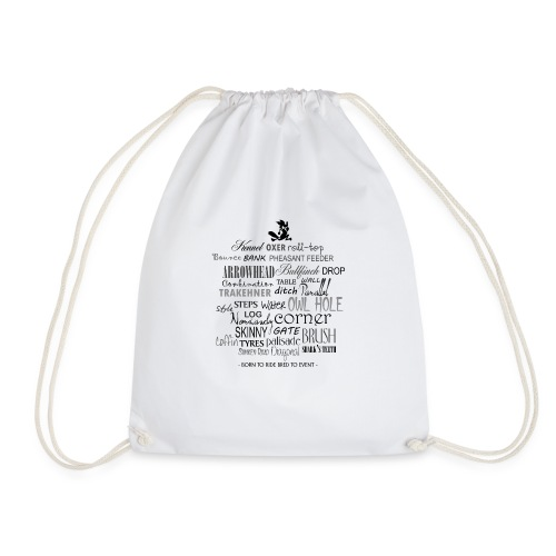 XC Fences - Drawstring Bag