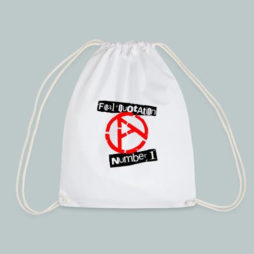 FINAL QUOTATION NUMBER 1 - Drawstring Bag
