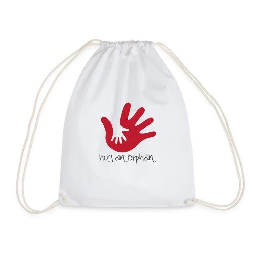 Hug An Orphan - Drawstring Bag