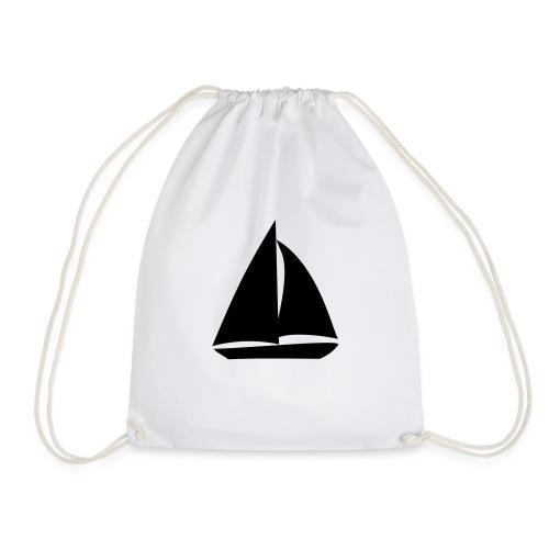 Segelyacht - Turnbeutel