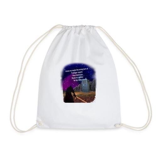 Bad Parking - Drawstring Bag