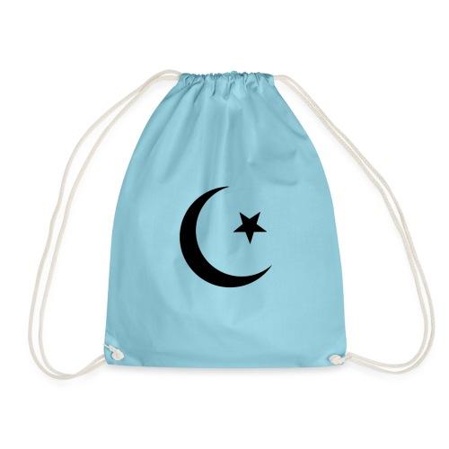 islam-logo - Drawstring Bag