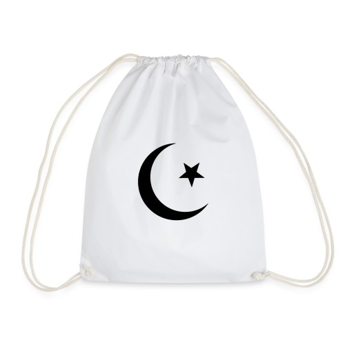 islam-logo - Drawstring Bag