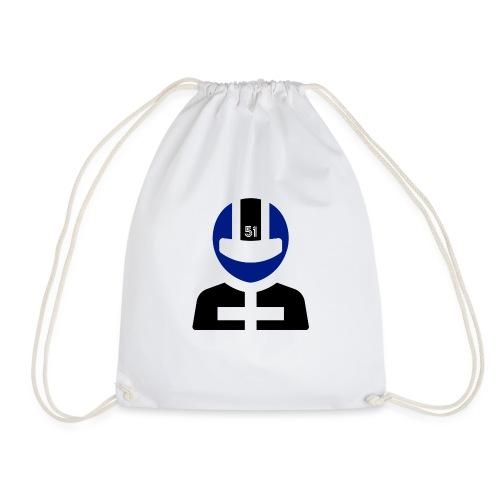 Pete Pritchard 51 png - Drawstring Bag