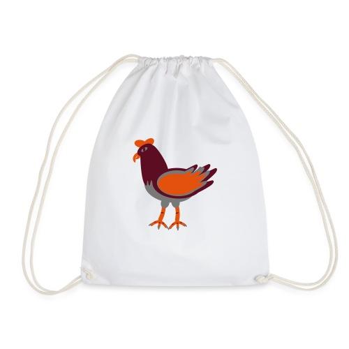 Cock.svg - Sacca sportiva