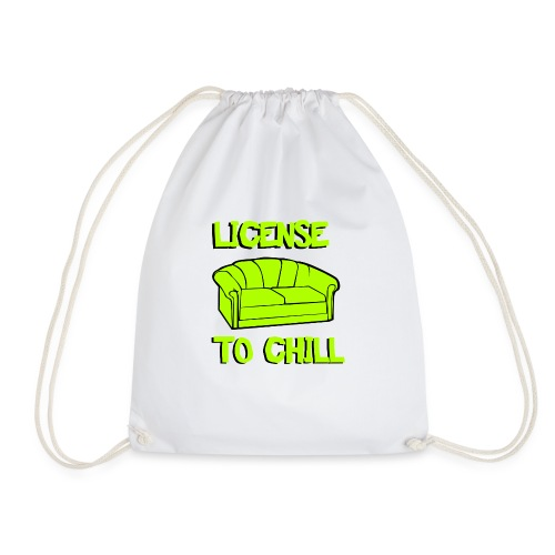 License to chill - Gymtas