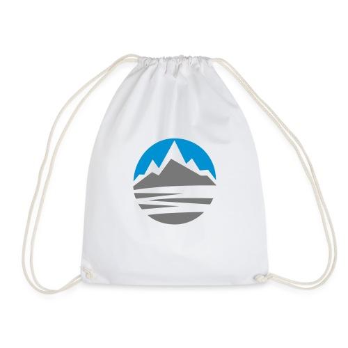 Mountain - Drawstring Bag