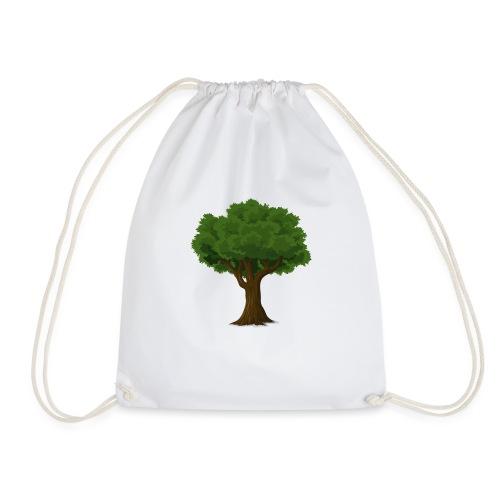 Ek träd - Gymnastikpåse