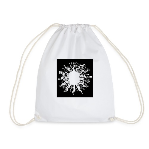 sun1 png - Drawstring Bag