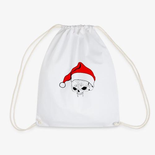 pnlogo joulu - Drawstring Bag