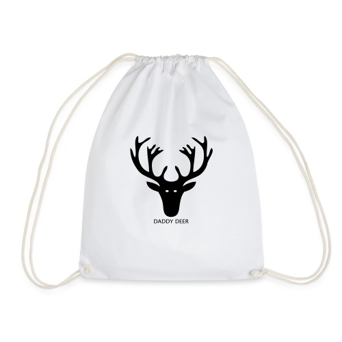 DADDY DEER - Drawstring Bag