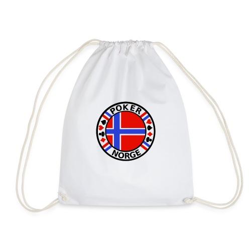 PoKeR NoRGe - Drawstring Bag