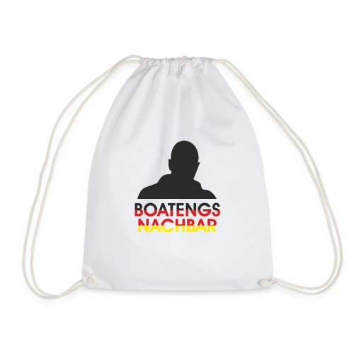 Boatengs Nachbar - Turnbeutel