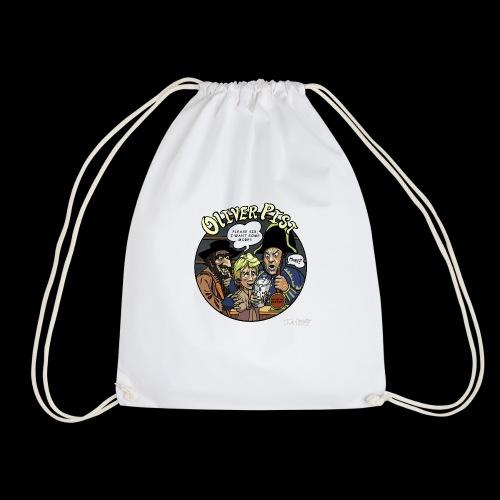 Oliver Pist - Drawstring Bag