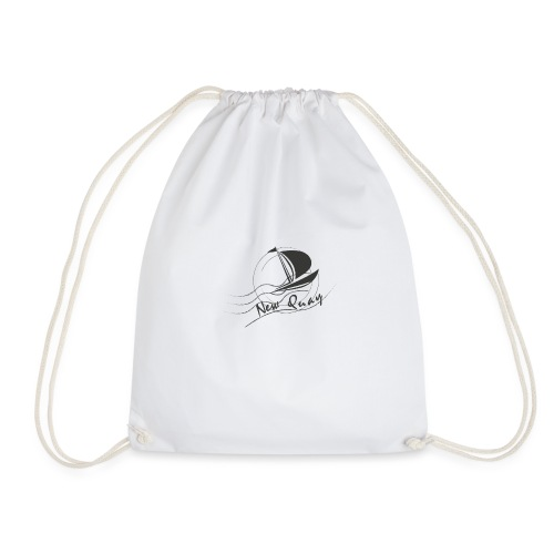 New Quay - Drawstring Bag
