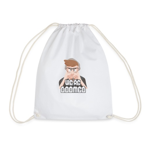 We're Doomed - Drawstring Bag