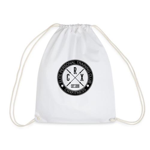 CRXFitness Logo - Drawstring Bag