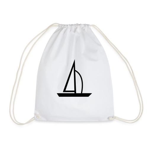 Segelboot - Turnbeutel