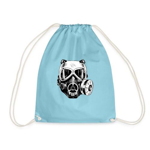 Gas Mask - Worek gimnastyczny