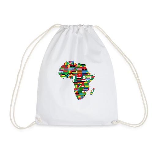 africa - Turnbeutel