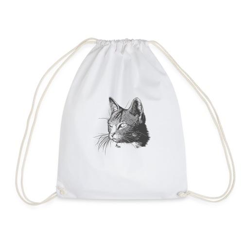 MIrada felina - Mochila saco
