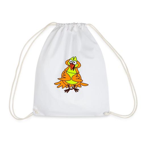Vogel Nr 3 von dodocomics - Turnbeutel