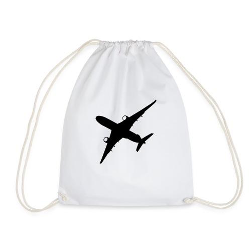 Samolot - Worek gimnastyczny