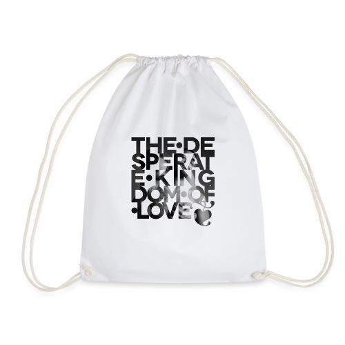 Desperate Kingdom of Love - Drawstring Bag