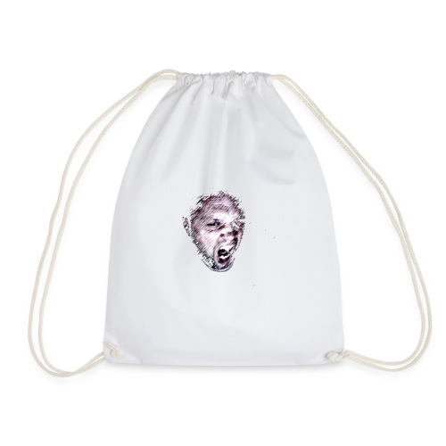 ikke1 png - Drawstring Bag