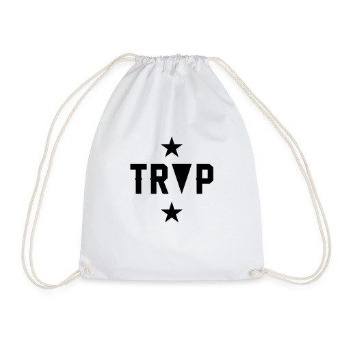 Trap_arm_GG - Drawstring Bag