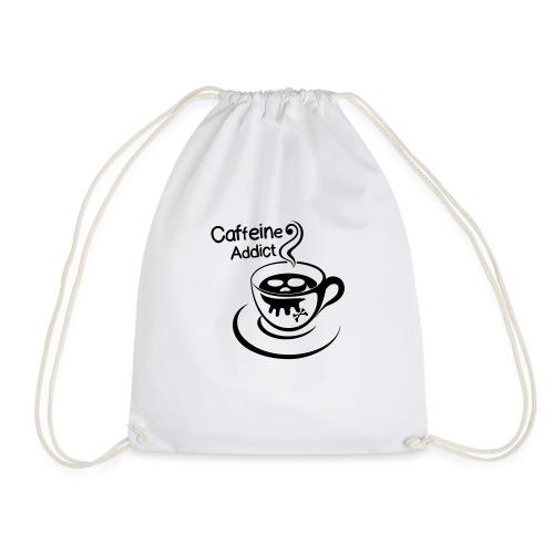 Caffeine Addict - Gymtas