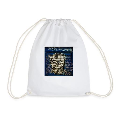 Freedom of expression - Drawstring Bag