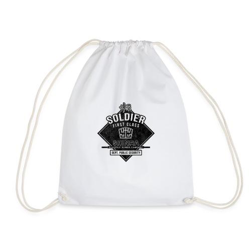 Soldier: First Class - Drawstring Bag