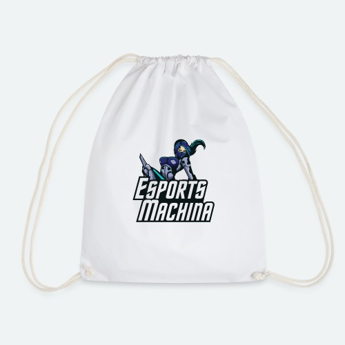 Esports Machina T-Shirt - Drawstring Bag