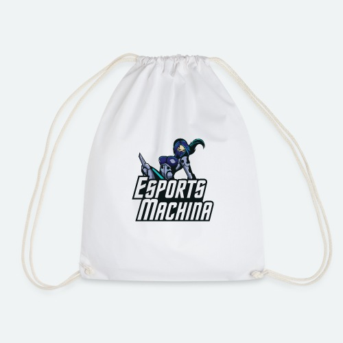 Esports Machina T-Shirt - Drawstring Bag