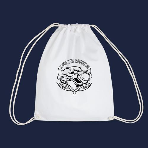 raglan CxR tee with large back logo - Drawstring Bag
