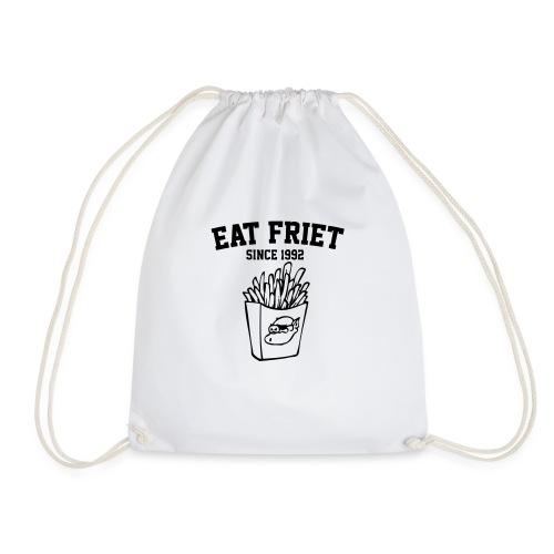 Eat Friet - Gymtas