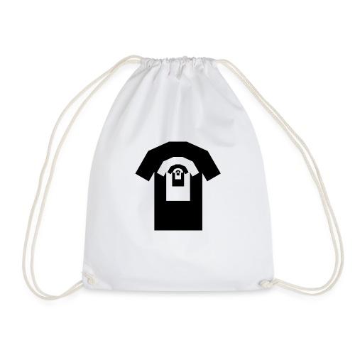 T-Shirt-Ception - Drawstring Bag